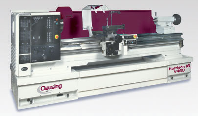 Clausing Harrison Variable Speed Lathes V460